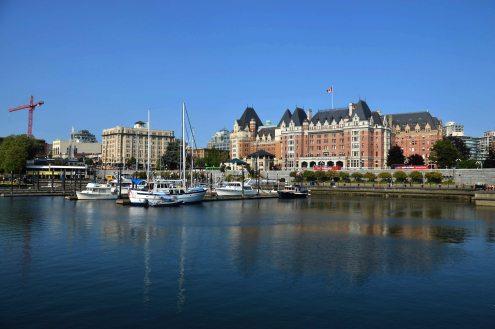 Victoria Ilha Vancouver Canada 28 05 2019 Weil124