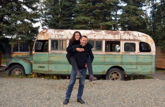 Foto Renato Weil/A Casa Nômade.2019.Alaska.EUA.Denale Nacional Park
