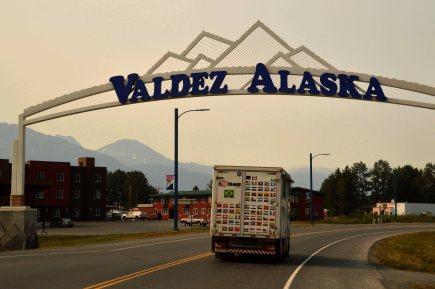 Foto Renato Weil/A Casa Nomade.2019.Alaska.EUA.Valdez.