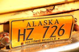 Foto Renato Weil/A Casa Nômade.2019.Alaska.EUA.Talkeetna. Vista do Denali